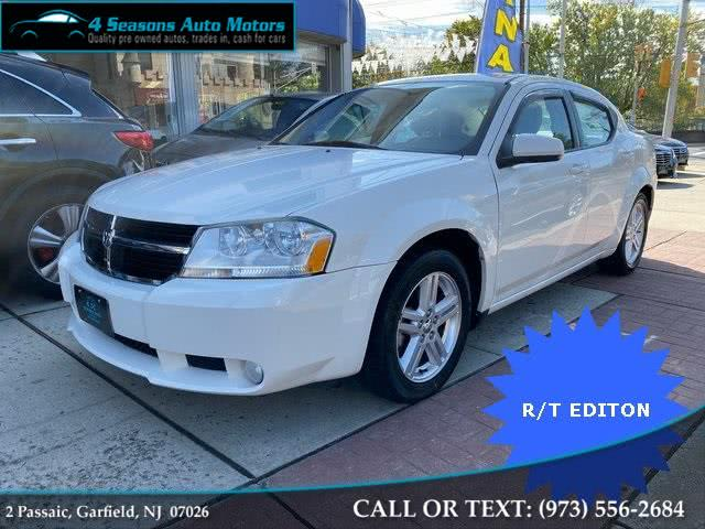 Used 2010 Dodge Avenger in Garfield, New Jersey | 4 Seasons Auto Motors. Garfield, New Jersey