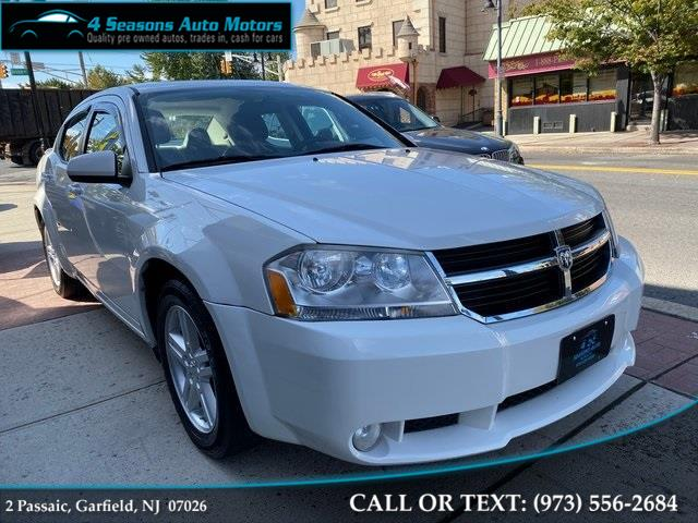 Used Dodge Avenger R/T 2010 | 4 Seasons Auto Motors. Garfield, New Jersey