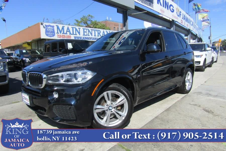 Used 2017 BMW X5 in Hollis, New York | King of Jamaica Auto Inc. Hollis, New York