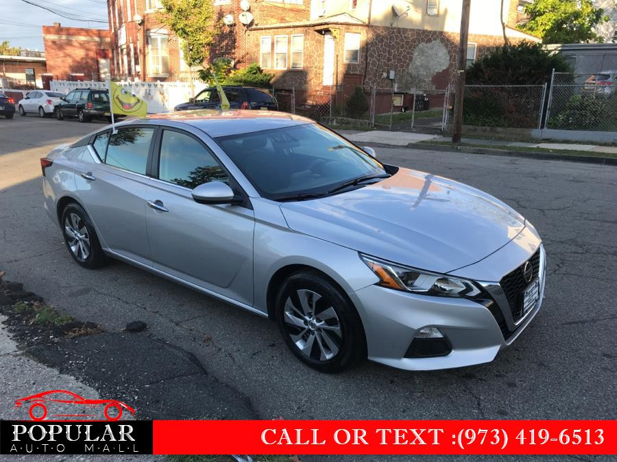 2019 Nissan Altima 2.5 S Sedan, available for sale in Newark , New Jersey | Popular Auto Mall Inc . Newark , New Jersey