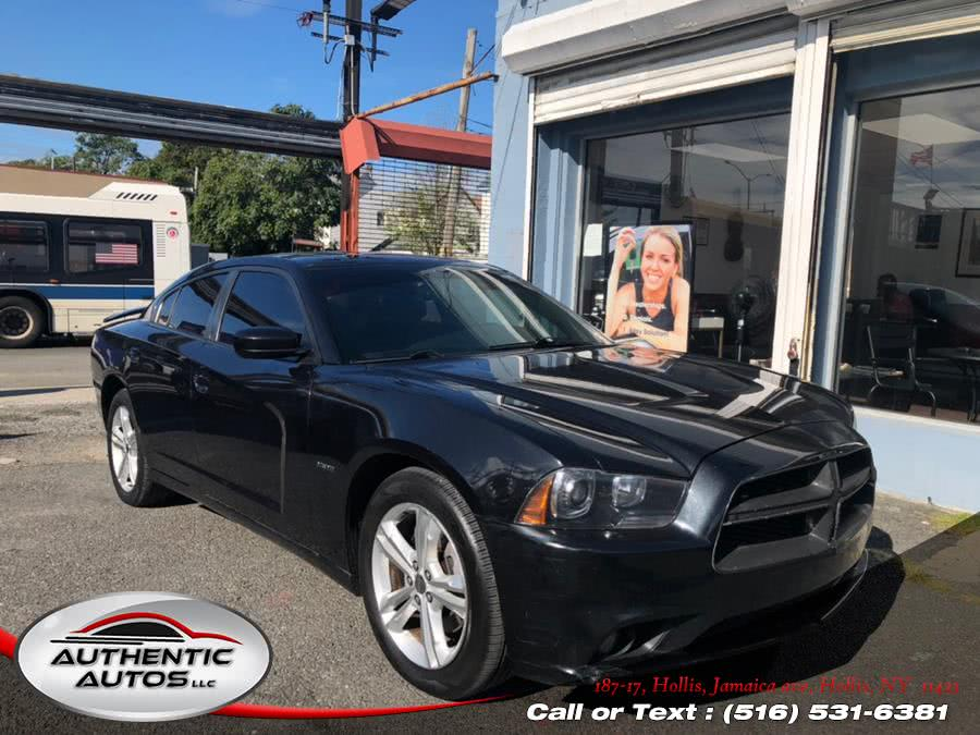 2011 Dodge Charger 4dr Sdn RT AWD, available for sale in Hollis, New York | Authentic Autos LLC. Hollis, New York