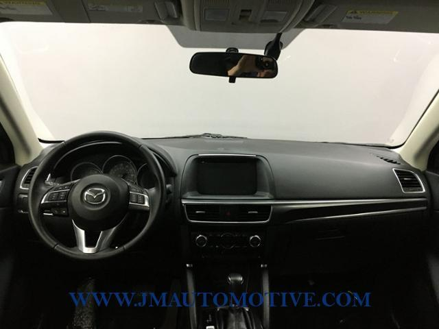 2016 Mazda Cx-5 2016.5 AWD 4dr Auto Grand Touring, available for sale in Naugatuck, Connecticut | J&M Automotive Sls&Svc LLC. Naugatuck, Connecticut