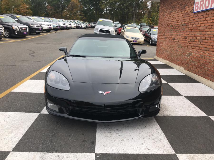 2006 Chevrolet Corvette 2dr Conv, available for sale in Waterbury, Connecticut | National Auto Brokers, Inc.. Waterbury, Connecticut