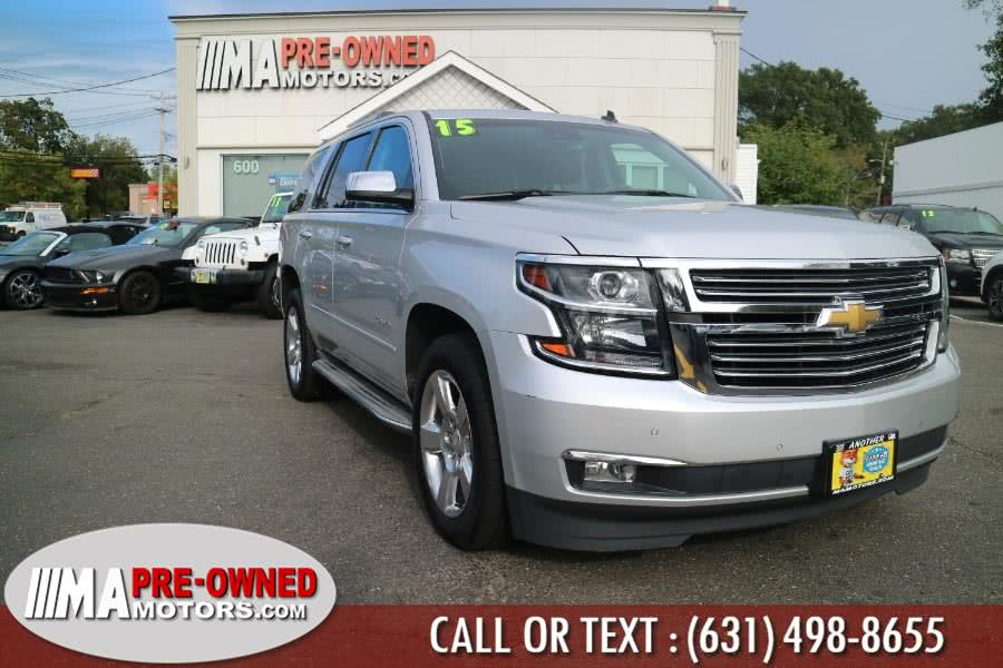 Used 2015 Chevrolet Tahoe in Huntington, New York | M & A Motors. Huntington, New York