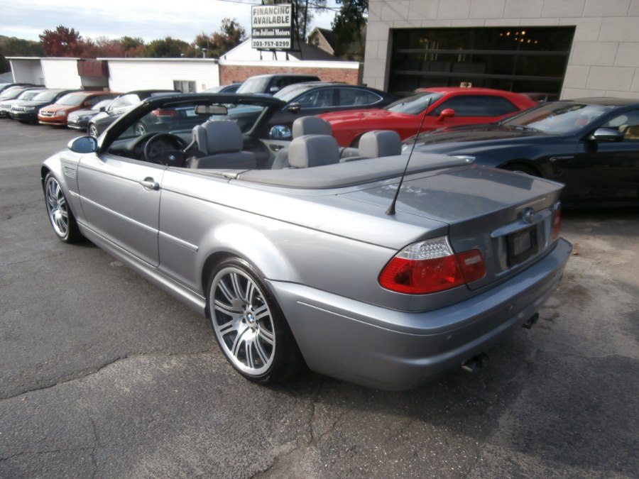Used BMW 3 Series M3 2dr Convertible 2004   Jim Juliani Motors. Waterbury, Connecticut