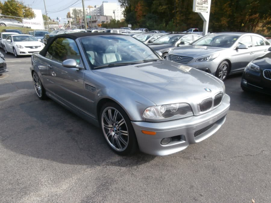 Used BMW 3 Series M3 2dr Convertible 2004 | Jim Juliani Motors. Waterbury, Connecticut