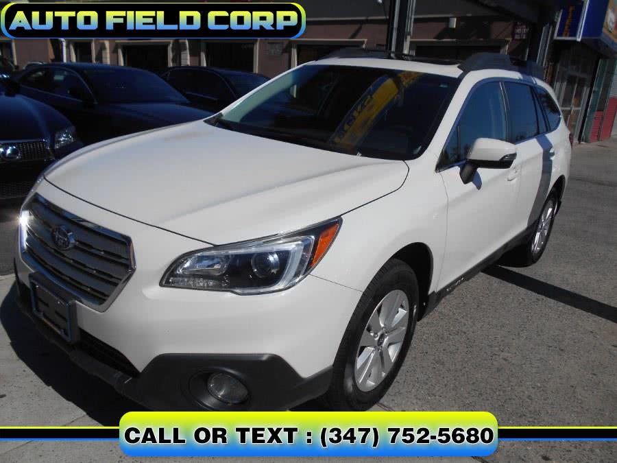 Used 2016 Subaru Outback in Jamaica, New York | Auto Field Corp. Jamaica, New York