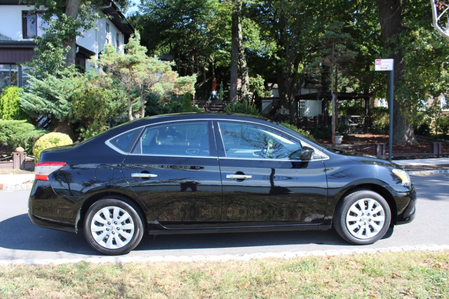 2014 Nissan Sentra 4dr Sdn I4 CVT SR, available for sale in Great Neck, NY