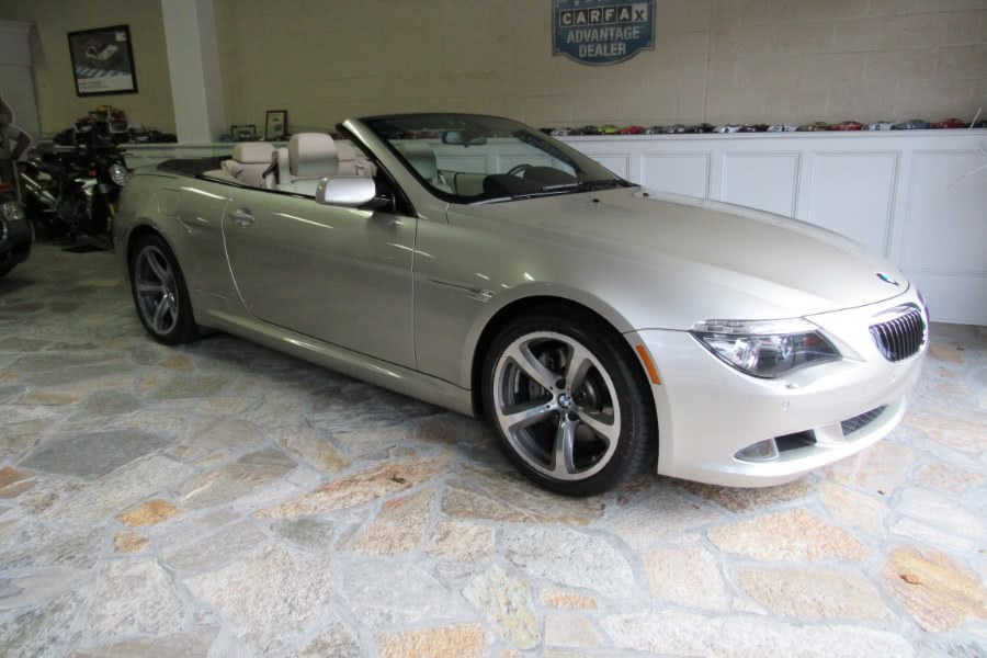 Used 2008 BMW 6 Series in Shelton, Connecticut | Center Motorsports LLC. Shelton, Connecticut