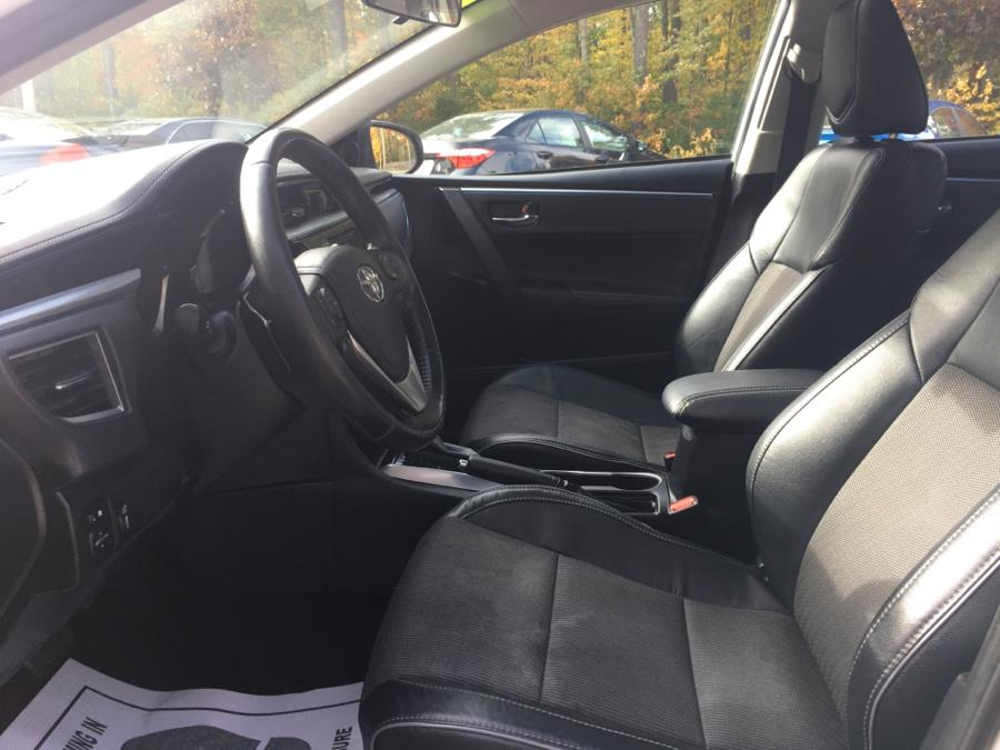 2014 Toyota Corolla 4dr Sdn CVT S (Natl), available for sale in Gorham, Maine | Ossipee Trail Motor Sales. Gorham, Maine