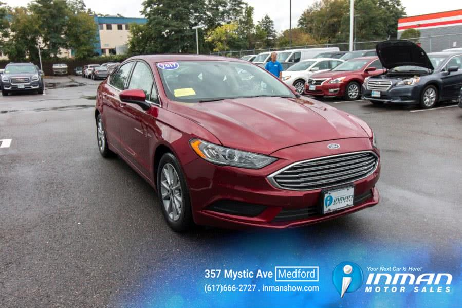 Used 2017 Ford Fusion in Medford, Massachusetts | Inman Motors Sales. Medford, Massachusetts