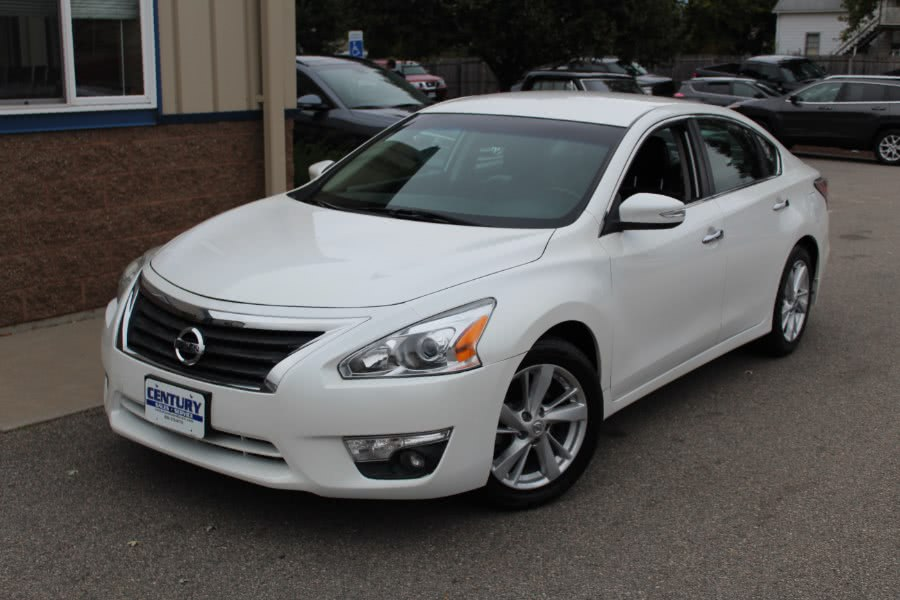 Used 2014 Nissan Altima in East Windsor, Connecticut | Century Auto And Truck. East Windsor, Connecticut