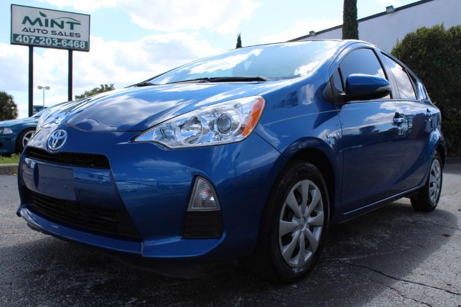 2014 Toyota Prius c 4dr Hb Auto, available for sale in Orlando, Florida   Mint Auto Sales. Orlando, Florida