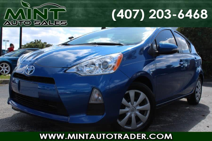 Used 2014 Toyota Prius in Orlando, Florida | Mint Auto Sales. Orlando, Florida