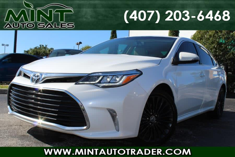 Used 2016 Toyota Avalon in Orlando, Florida | Mint Auto Sales. Orlando, Florida