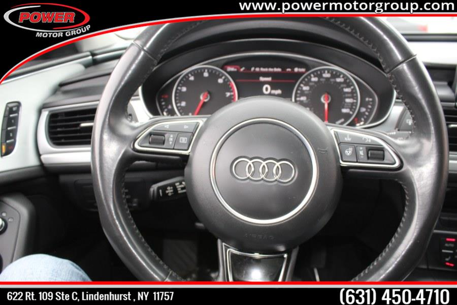 2012 Audi A6 4dr Sdn quattro 3.0T Premium Plus, available for sale in Lindenhurst , New York | Power Motor Group. Lindenhurst , New York