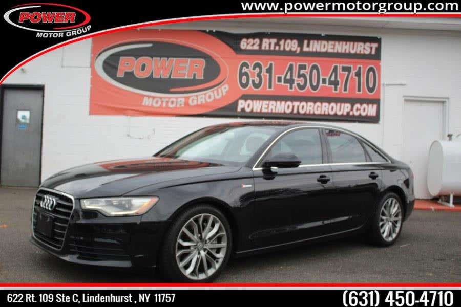 Used 2012 Audi A6 in Lindenhurst , New York | Power Motor Group. Lindenhurst , New York