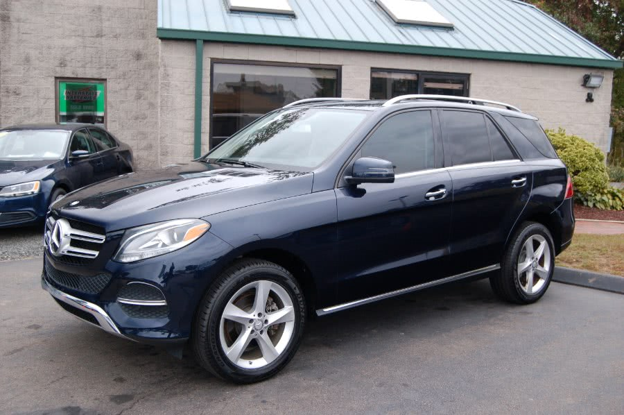 Used Mercedes-Benz GLE 4MATIC 4dr GLE 350 2016 | M&N`s Autohouse. Old Saybrook, Connecticut