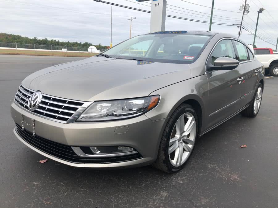 Used Volkswagen CC Lux 2013 | RH Cars LLC. Merrimack, New Hampshire