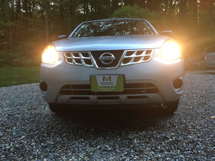 2011 Nissan Rogue AWD 4dr S, available for sale in Norwich, Connecticut | MACARA Vehicle Services, Inc. Norwich, Connecticut