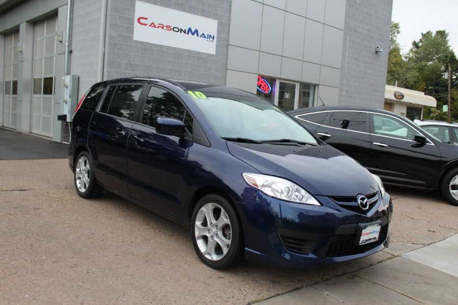 Used 2010 Mazda Mazda5 in Manchester, Connecticut | Carsonmain LLC. Manchester, Connecticut