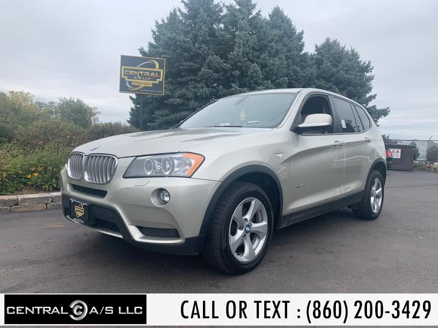 Used 2011 BMW X3 in East Windsor, Connecticut | Central A/S LLC. East Windsor, Connecticut