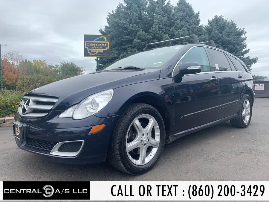 Used Mercedes-Benz R-Class 4MATIC 4dr 5.0L 2007 | Central A/S LLC. East Windsor, Connecticut