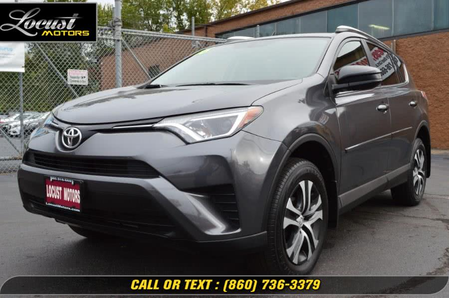Used 2016 Toyota RAV4 in Hartford, Connecticut | Locust Motors LLC. Hartford, Connecticut