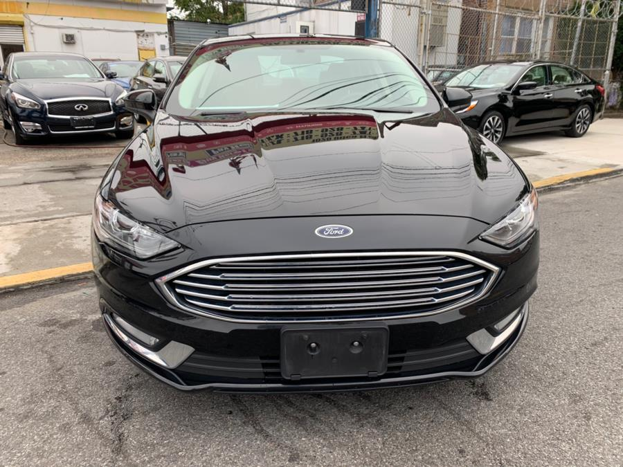 2017 Ford Fusion SE FWD, available for sale in Brooklyn, NY