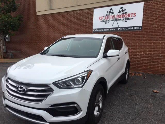 Used Hyundai Santa Fe Sport 2.4L Auto 2017 | KP Auto Imports LLC. Alpharetta, Georgia