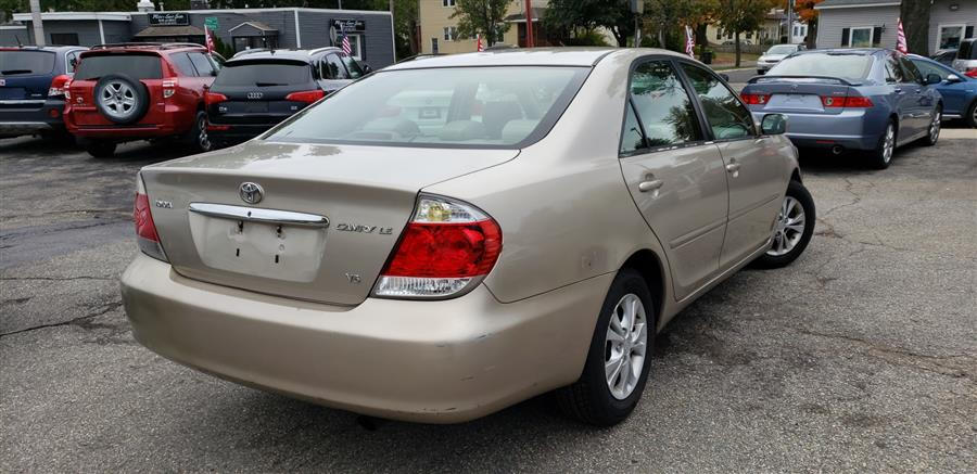 2005 Toyota Camry 4dr Sdn LE V6 Auto (Natl), available for sale in Springfield, Massachusetts | Absolute Motors Inc. Springfield, Massachusetts