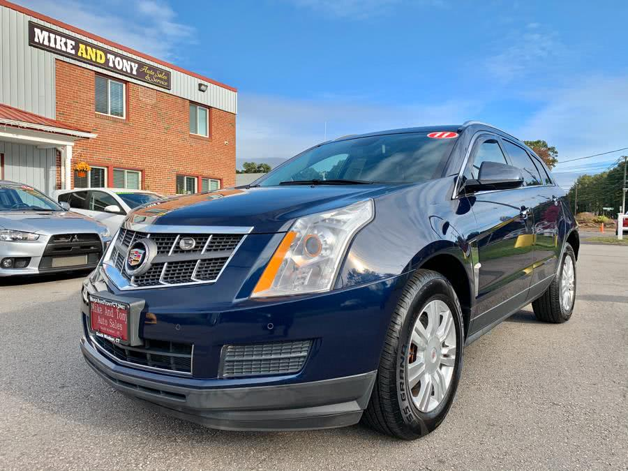Used 2011 Cadillac SRX in South Windsor, Connecticut | Mike And Tony Auto Sales, Inc. South Windsor, Connecticut