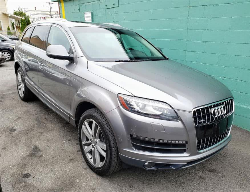 Used 2012 Audi Q7 in Lawrence, Massachusetts | Home Run Auto Sales Inc. Lawrence, Massachusetts