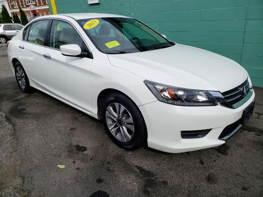 Used Honda Accord LX 2013 | Home Run Auto Sales Inc. Lawrence, Massachusetts