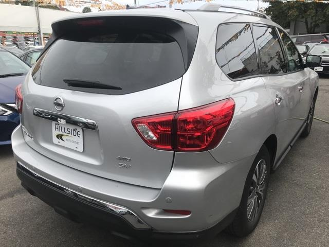 2018 Nissan Pathfinder SV, available for sale in Jamaica, New York | Hillside Auto Outlet. Jamaica, New York
