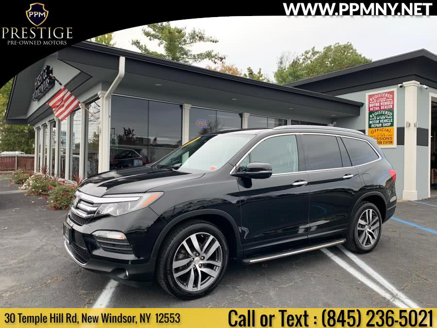 Used Honda Pilot 4WD 4dr Elite w/RES & Navi 2016 | Prestige Pre-Owned Motors Inc. New Windsor, New York