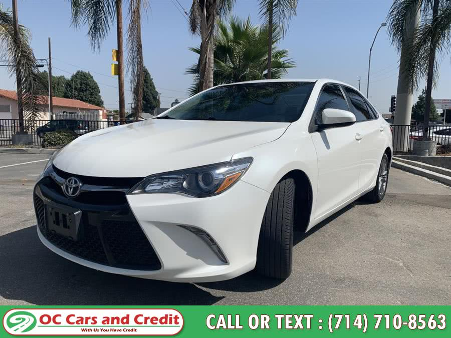 Used 2016 Toyota Camry in Garden Grove, California | OC Cars and Credit. Garden Grove, California