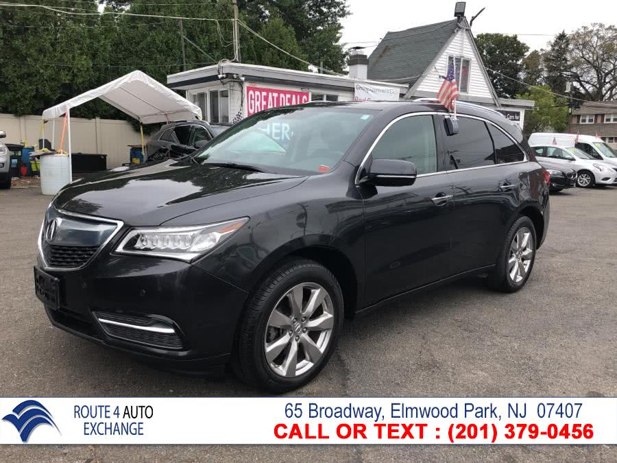 Used 2015 Acura MDX in Elmwood Park, New Jersey | Route 4 Auto Exchange. Elmwood Park, New Jersey