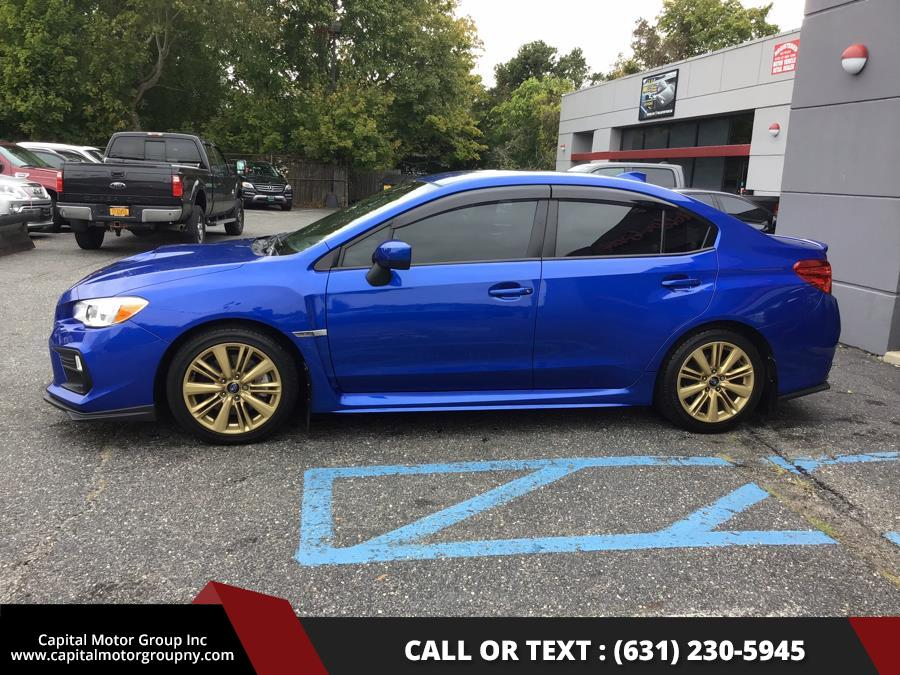 2018 Subaru WRX Manual, available for sale in Medford, New York | Capital Motor Group Inc. Medford, New York