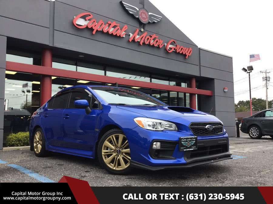 Used 2018 Subaru WRX in Medford, New York | Capital Motor Group Inc. Medford, New York