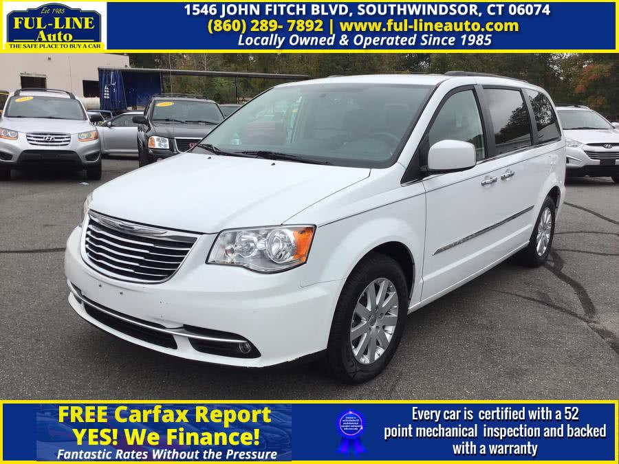Used 2014 Chrysler Town & Country in South Windsor , Connecticut | Ful-line Auto LLC. South Windsor , Connecticut