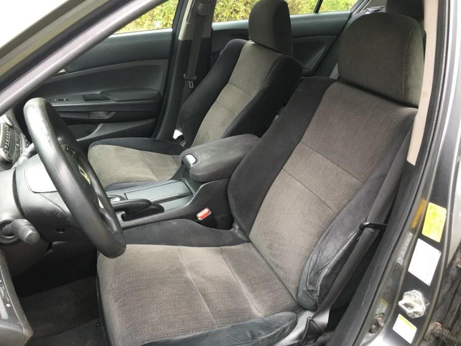 2008 Honda Accord Sdn 4dr I4 Auto LX-P PZEV, available for sale in Norwich, Connecticut | Elite Auto Brokers LLC. Norwich, Connecticut