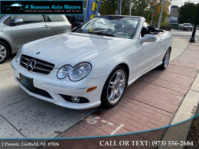 Used Mercedes-benz Clk CLK 55 AMG® 2006 | 4 Seasons Auto Motors. Garfield, New Jersey