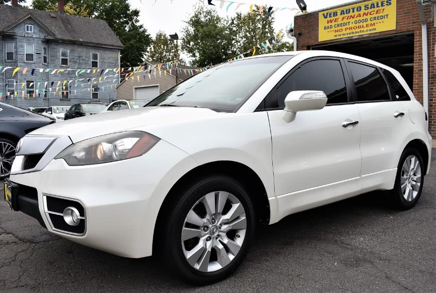 Used 2010 Acura RDX in Hartford, Connecticut | VEB Auto Sales. Hartford, Connecticut