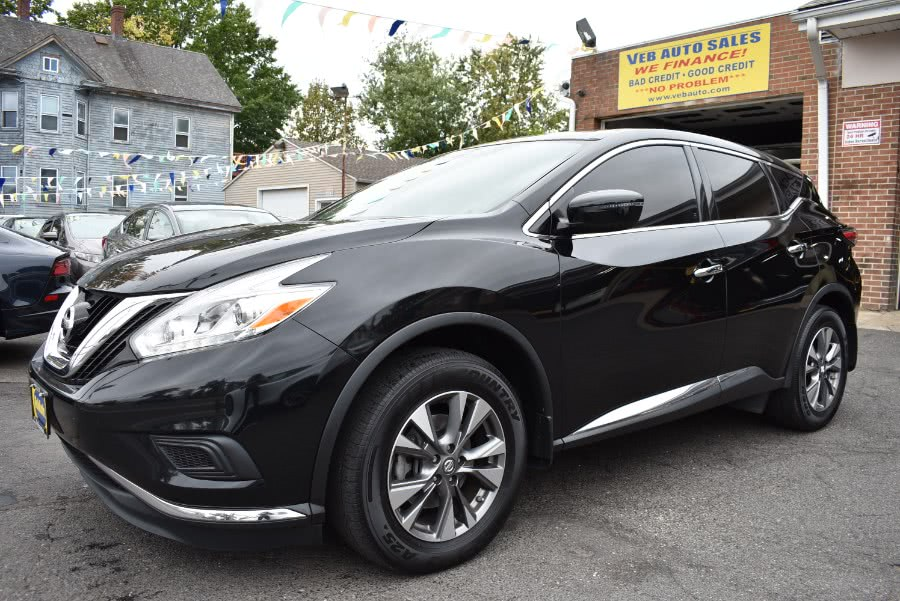 Used 2016 Nissan Murano in Hartford, Connecticut | VEB Auto Sales. Hartford, Connecticut