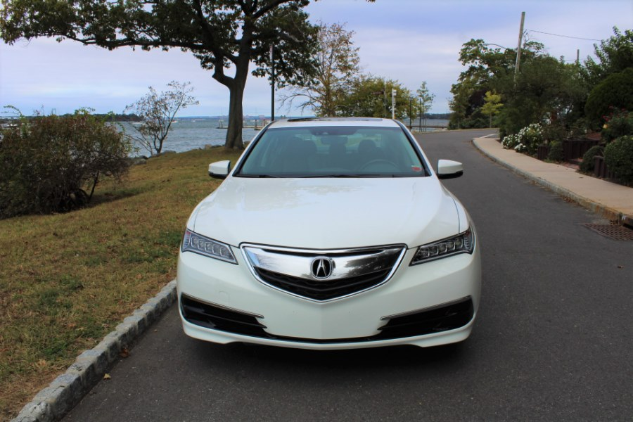 2016 Acura TLX 4dr Sdn V6 Tech, available for sale in Great Neck, NY