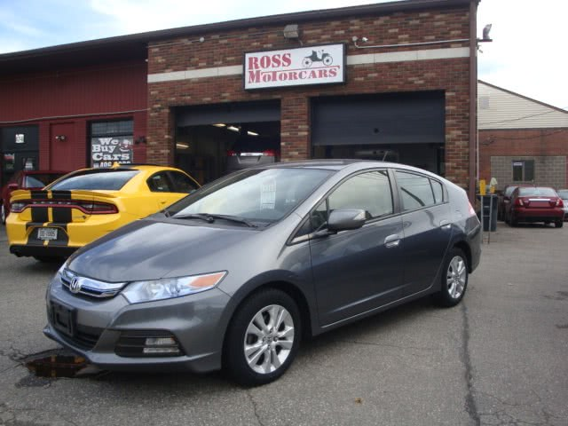 Used Honda Insight 5dr CVT EX 2013 | Ross Motorcars. Torrington, Connecticut
