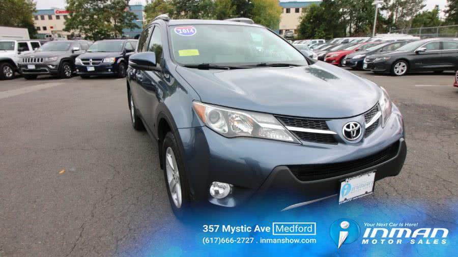 Used 2014 Toyota RAV4 in Medford, Massachusetts | Inman Motors Sales. Medford, Massachusetts