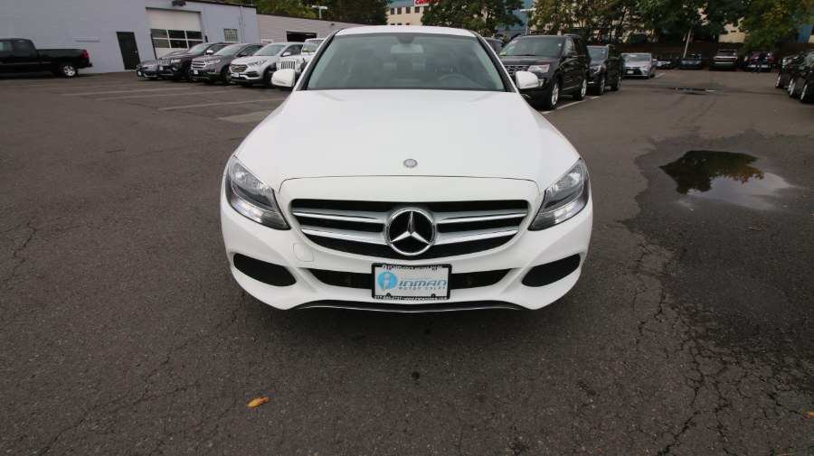 2015 Mercedes-Benz C-Class 4dr Sdn C300 4MATIC, available for sale in Medford, Massachusetts | Inman Motors Sales. Medford, Massachusetts