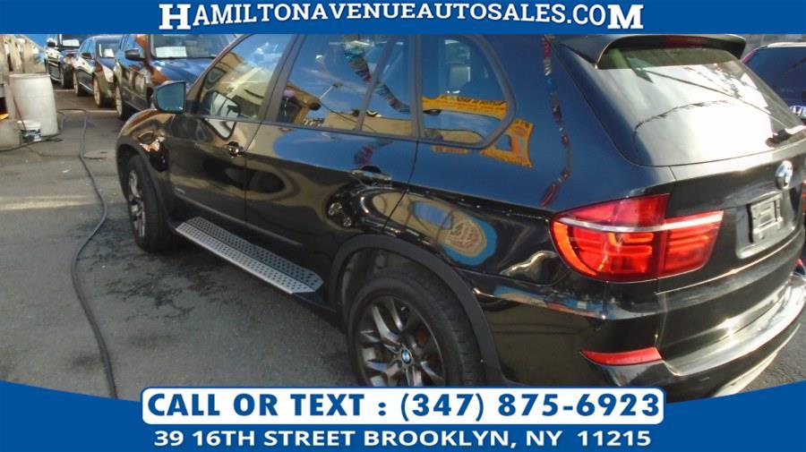 Used BMW X5 SUV 2011 | Hamilton Avenue Auto Sales DBA Nyautoauction.com. Brooklyn, New York